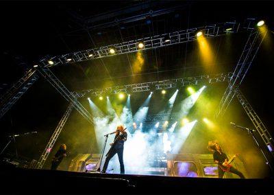 Megadeth - Foto: Rodrigo Simas
