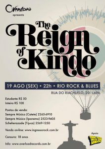 The Reign of Kindo